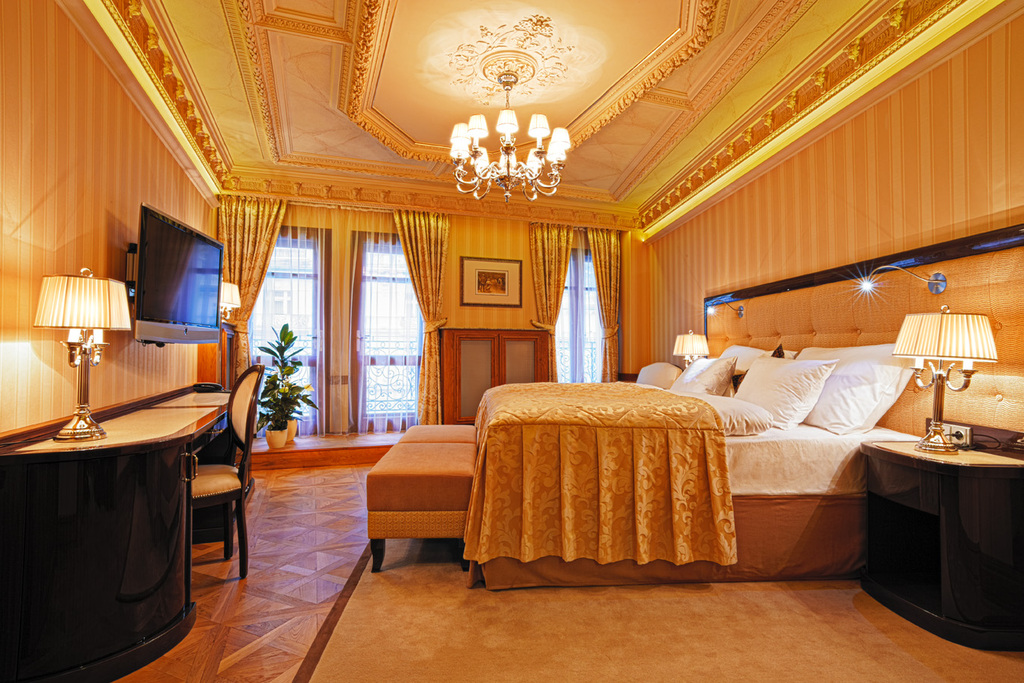 Quisisana Palace, Karlovy Vary, Czech Republic, European Union, Room 501