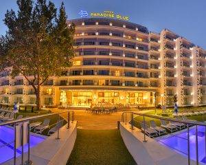 Paradise Blue Hotel & Spa, Bulgaria