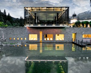 Waldhaus Flims Alpine Grand Hotel & Spa, Switzerland